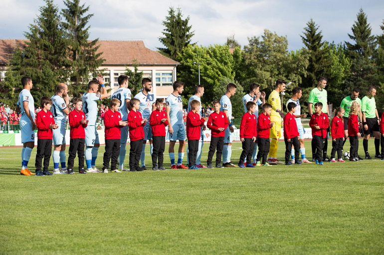Poze Sepsi OSK Sfântu Gheorghe - Juventus București