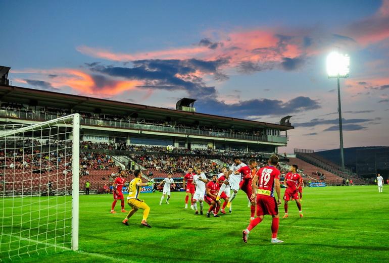 Poze CFR 1907 Cluj - FC Botoșani