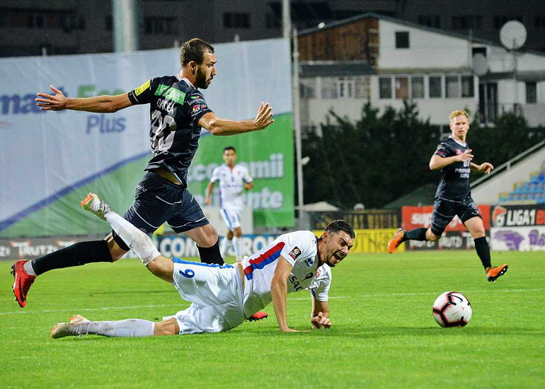Poze FC Botoșani - FC Hermannstadt