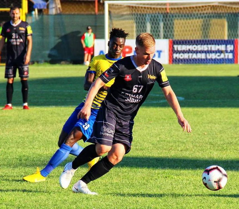 Poze FC Hermannstadt - Dunărea Călărași