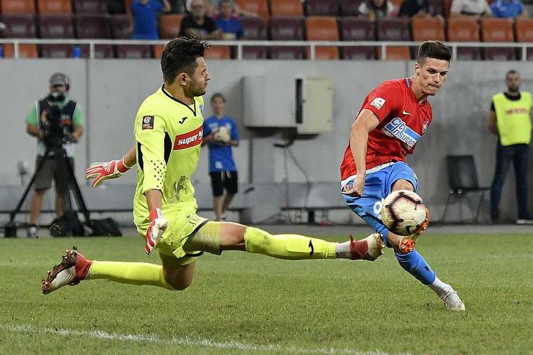 Poze Fotbal Club FCSB - CSM Politehnica Iași
