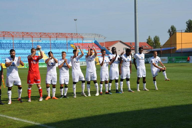 Poze FC Hermannstadt - Gaz metan Mediaș