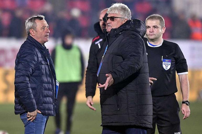 Poze FC Voluntari - Dinamo București