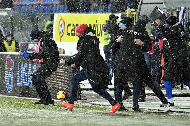 Poze FC Botoșani - CS Universitatea Craiova