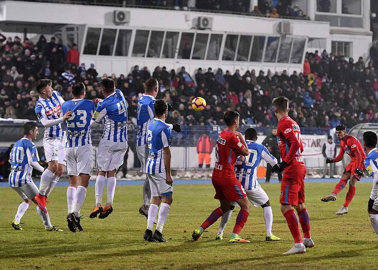 Poze CSM Politehnica Iași - Fotbal Club FCSB