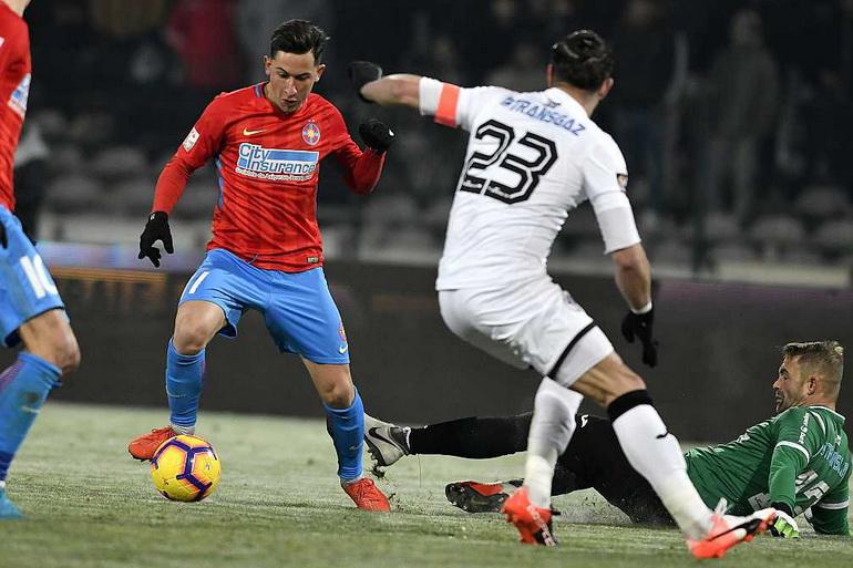 Poze Fotbal Club FCSB - Gaz metan Mediaș