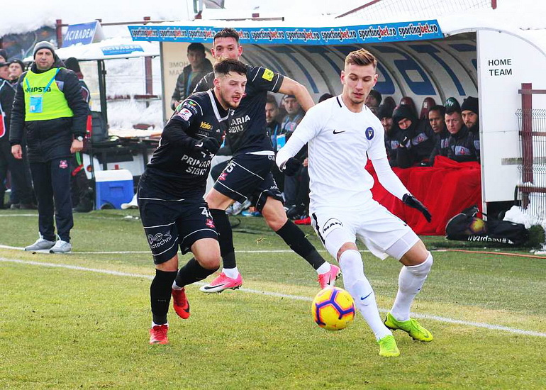 Poze FC Hermannstadt - Viitorul Constanța
