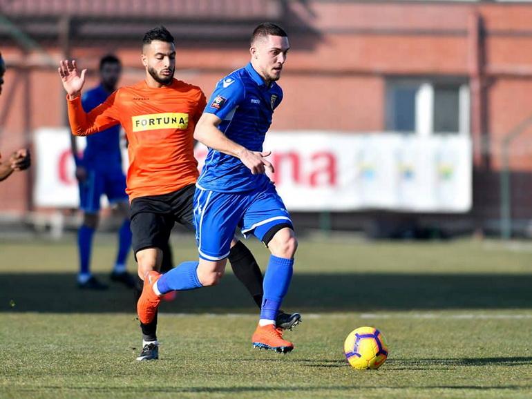 Poze FC Voluntari - Dunărea Călărași