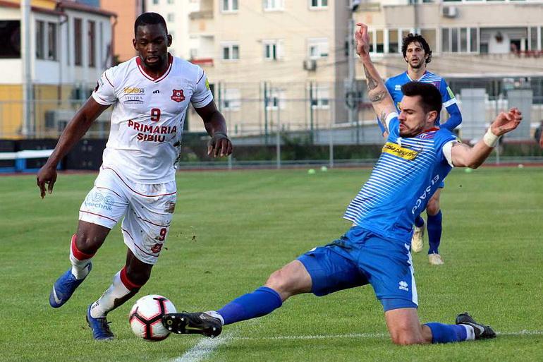 Poze FC Hermannstadt - FC Botoșani