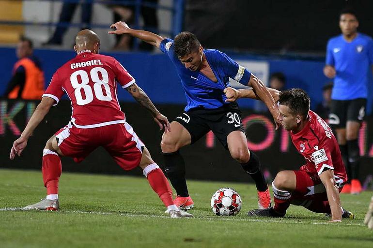 Poze FC Viitorul - Dinamo București