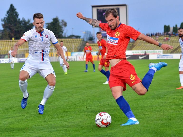Poze Fotbal Club FCSB - FC Botoșani