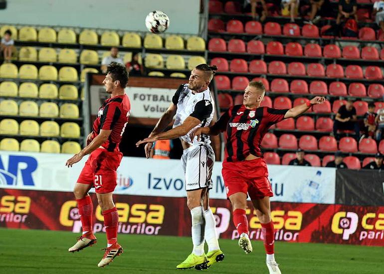 Poze FC Voluntari - Astra Giurgiu
