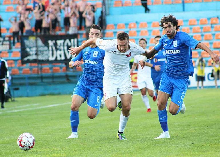 Poze FC Hermannstadt - CS Universitatea Craiova