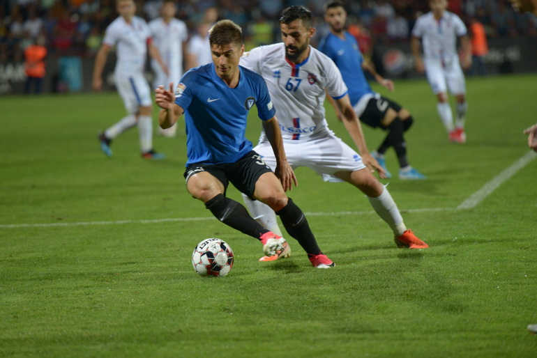 Poze FC Viitorul - FC Botoșani