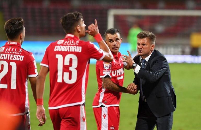 Poze Dinamo București - FC Hermannstadt
