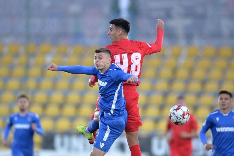 Poze FC Voluntari - Chindia Târgoviște