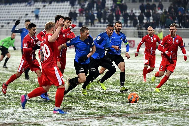 Poze FC Botoșani - FC Viitorul