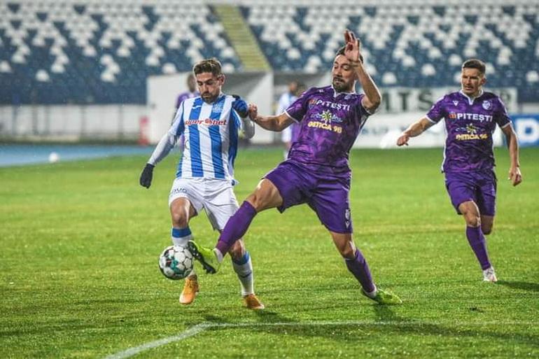 Poze CSM Politehnica Iași - FC Argeș Pitești