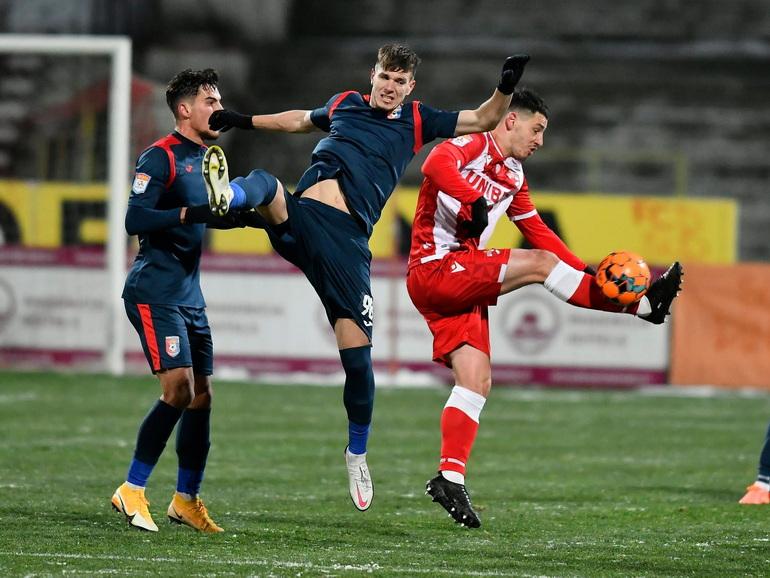 Poze Dinamo București - Chindia Târgoviște