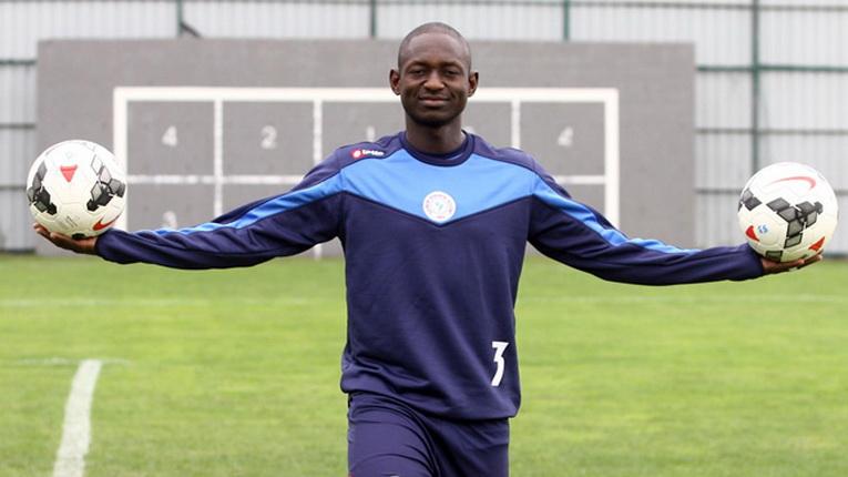 Ousmane Diarassouba VIERA