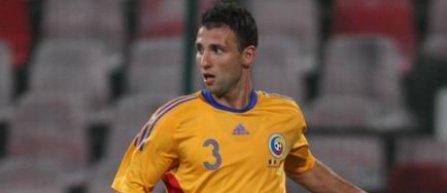 Razvan Rat si Bogdan Stancu s-au accidentat si nu vor mai face deplasarea in Ungaria