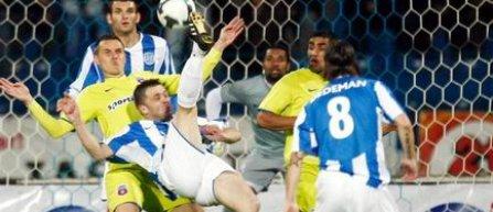 Etapa 10: Poli Iasi - Steaua 0-2