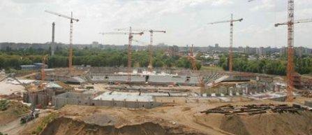 "Stadionul ""Lia Manoliu"" va fi finalizat in decembrie 2010"