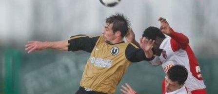 Amical: Dinamo Bucuresti - Universitatea Cluj 2-1