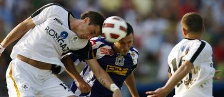 Etapa 2: Gaz Metan Medias - FC Timisoara 2-2