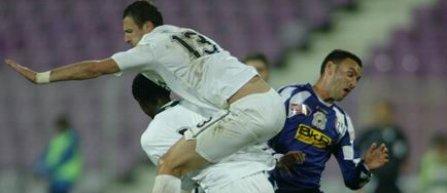 Etapa 12: FC Timisoara - Universitatea Cluj 2-2
