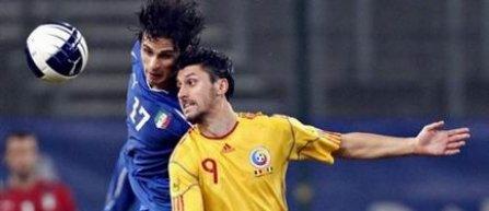 Amical: Romania - Italia 1-1