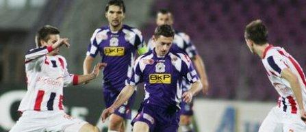 Etapa 16: FC Timisoara - Otelul Galati 2-0
