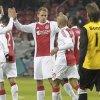 Ajax s-a calificat in semifinalele Cupei Olandei
