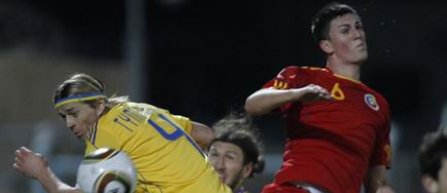 Amical: Romania - Ucraina 2-2, 2-4p