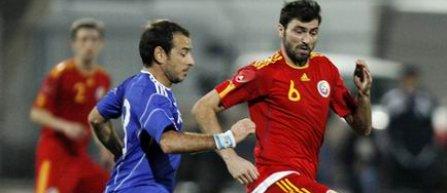 Amical: Cipru - Romania 1-1, 4-5p