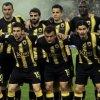 Un fan-club al echipei AEK Atena a fost incendiat