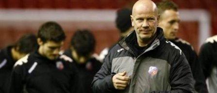 Antrenorul Ton du Chatinier a demisionat de la FC Utrecht