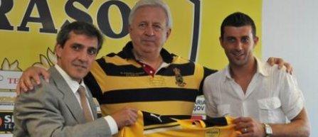 Jose Murcia: FC Brasov e o provocare si un pas important pentru mine