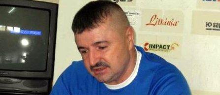 Gheorghe Silaghi a demisionat de la carma echipei FC Bihor Oradea