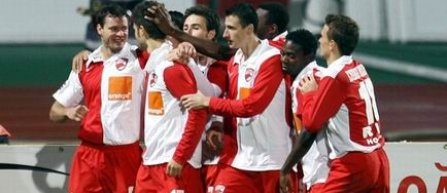 Retrospectiva - Liga 1 la finalul turului: Dinamo Bucuresti